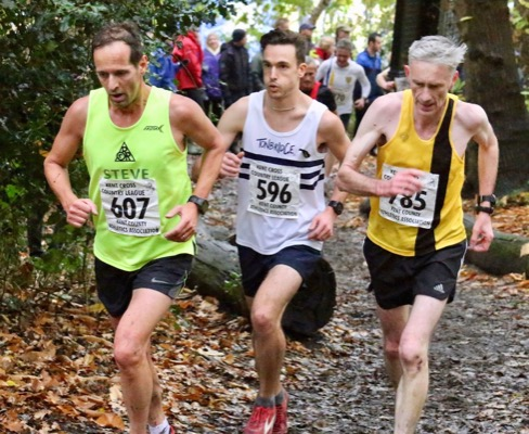 Kent XC 12th Nov'16 2